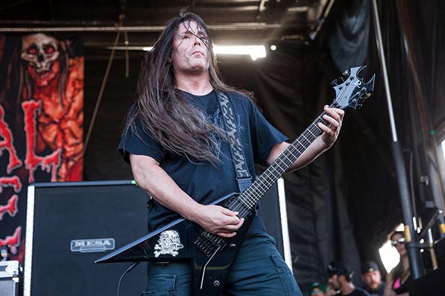 Le guitariste de Cannibal Corpse, Patrick O'Brien, vient d'être arrêté