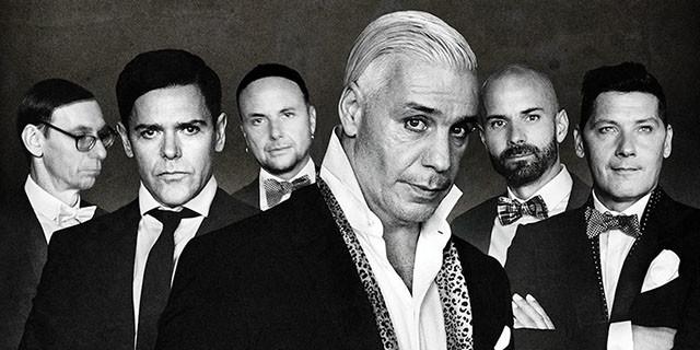 Le spectacle live prime-t-il sur la qualité des chansons de Rammstein ?