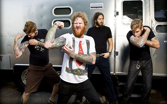 Mastodon publie la troisième partie du Making Of de Crack The Skye