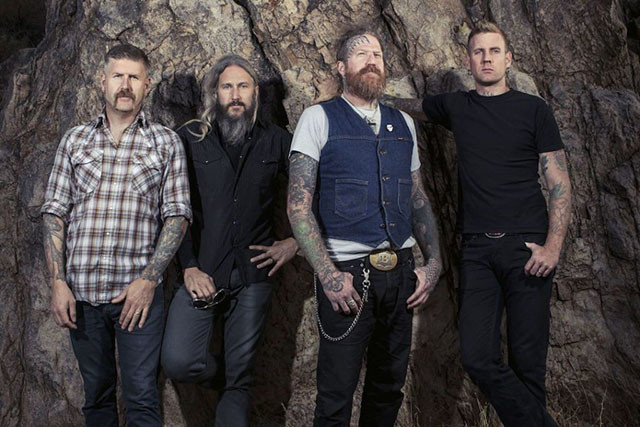 Mastodon publie un documentaire du nom de The Making Of Crack The Skye