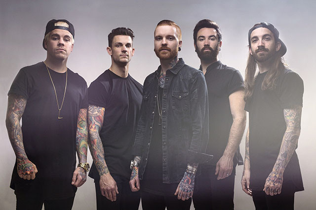 Memphis May Fire publie un clip pour son single The Old Me