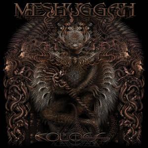 MetalZone-Meshuggah-Koloss-Album
