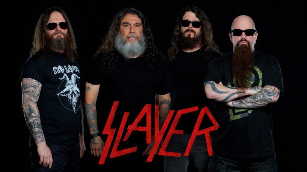 Slayer annonce la dernière étape de sa tournée d'adieux