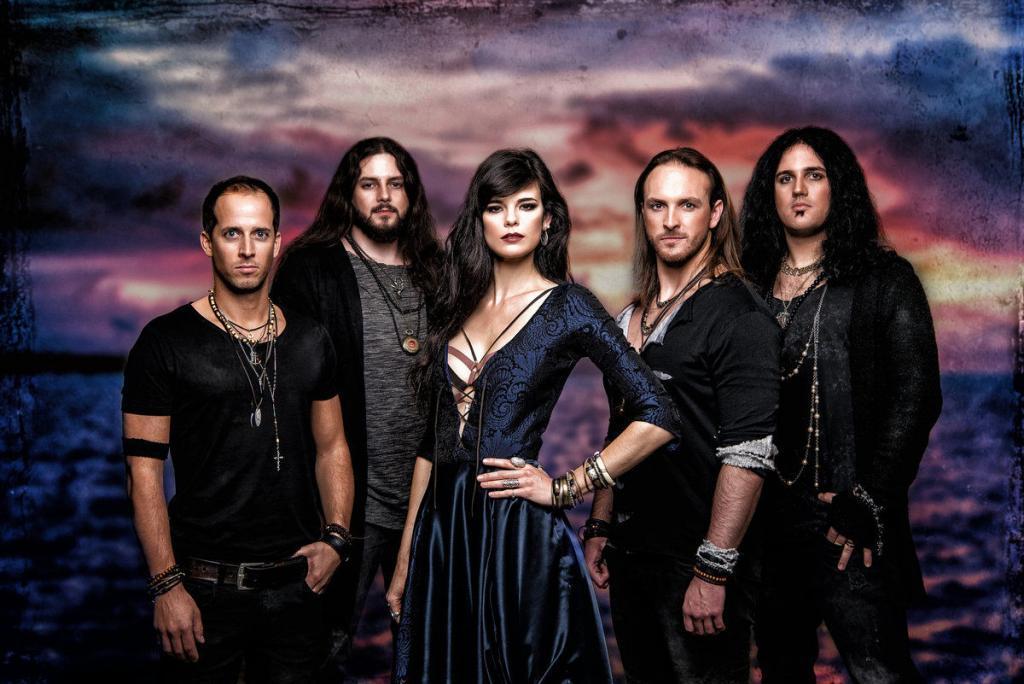 Visions Of Atlantis sort une lyric vidéo pour Heroes Of The Dawn