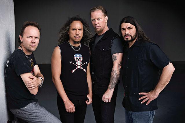 Metallica sortira son album acoustique Helping Hands… Live & Acoustic At The Masonic début 2019