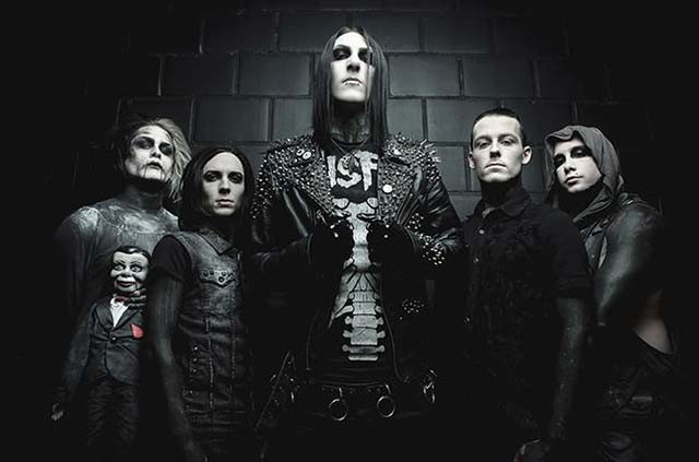 Motionless In White annonce son nouvel album intitulé Disguise