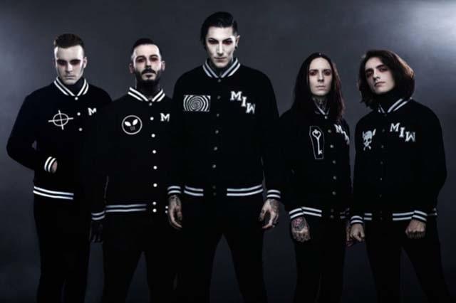 Motionless In White sort un nouveau single et annonce une tournée européenne