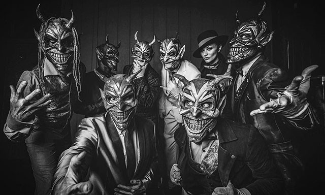 Mushroomhead sortira son nouvel album en mars 2020