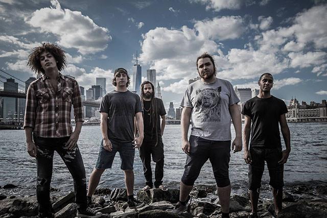 Phronesis le nouvel album de Monuments via Century Media Records