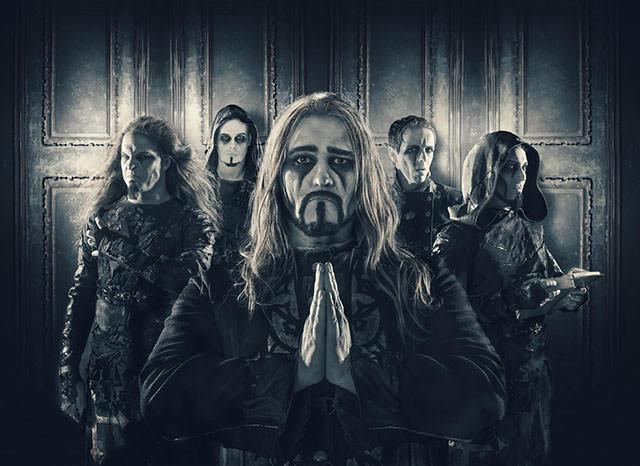 Powerwolf sort un nouveau clip pour sa chanson The Sacrament Of Sin
