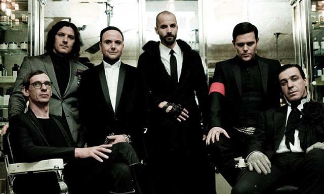 Rammstein dévoile un teaser pour toutes les chansons de son nouvel album