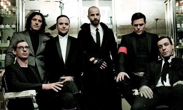 Rammstein publie 2 teasers pour ses chansons Radio et Zeig Dich
