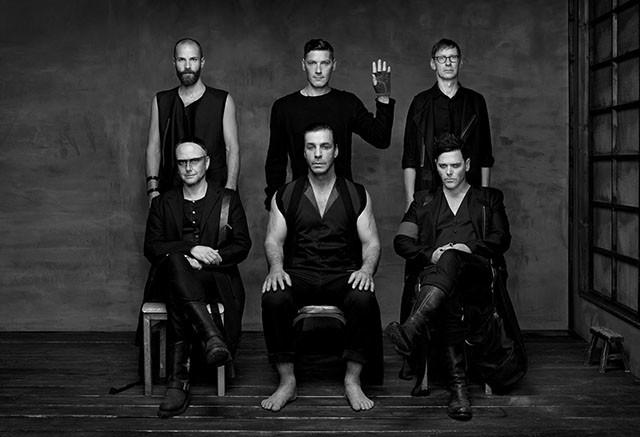 Rammstein enregistre des chœurs et des orchestrations pour son septième album studio