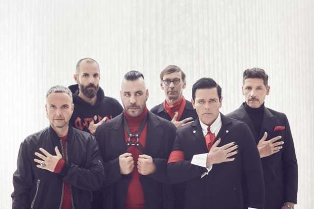 Rammstein fait paraître le Making Of du clip pour sa chanson Radio