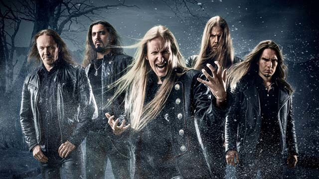 Regardez Wintersun jouer Winter Madness en live au Karmøygeddon 2019
