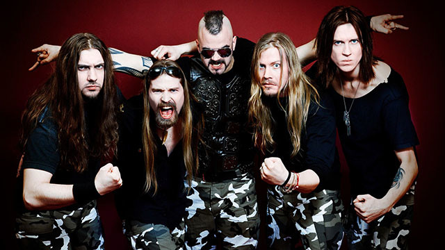 Sabaton enregistre son nouvel album