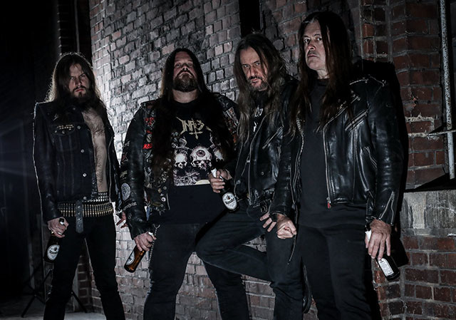 Sodom dévoile un teaser pour son nouvel EP Partisan & les dates sa tournée européenne