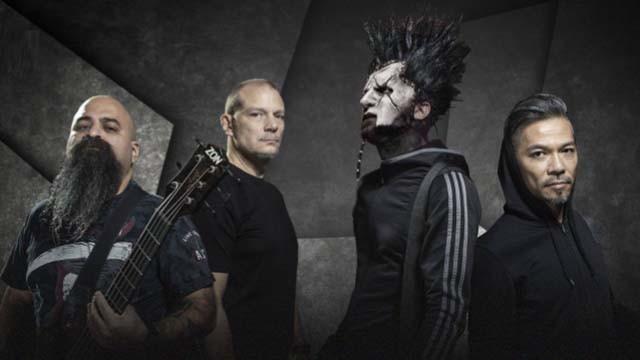 Static X ne révélera pas l'identité de son nouveau chanteur live