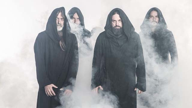 Sunn O))) annonce son nouvel album Pyroclasts