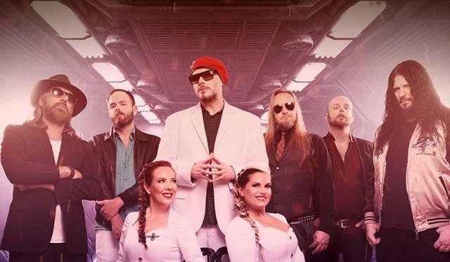 The Night Flight Orchestra fait paraître son nouveau single intitulé Satellite