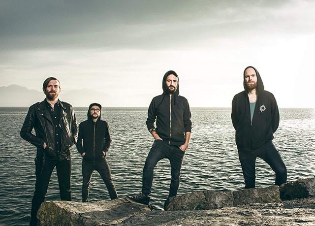 The Ocean dévoile un clip vidéo pour Silurian : Age Of Sea Scorpions