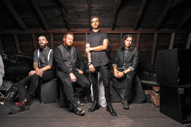 The Silver Scream le nouvel album de Ice Nine Kills via Fearless Records
