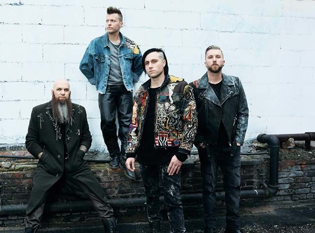 Three Days Grace sort une vidéo pour sa chanson Right Left Wrong