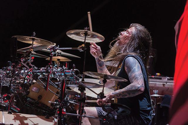 Toontrack annonce Drums of Destruction EZX avec Chris Adler et Josh Wilbur