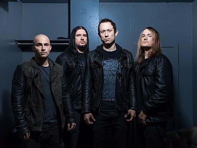 Trivium publie un nouveau single intitulé Drowning In The Sound