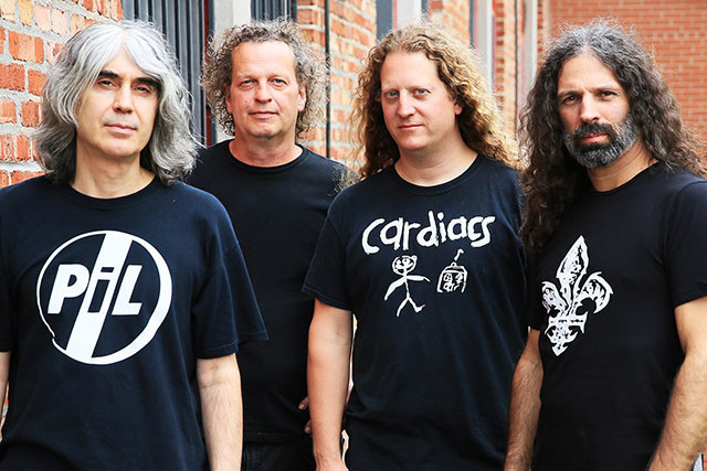 Voivod remporte le JUNO Award pour le meilleur album Metal de l'année