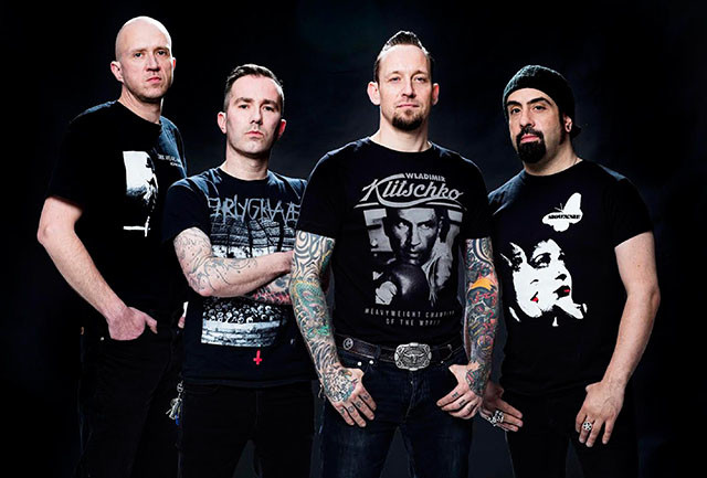 Volbeat publie la chanson live For Evigt issue de Let's Boogie! Live from Telia Parken