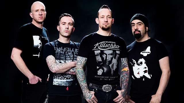 Volbeat sort un single de 38 secondes intitulé Parasite
