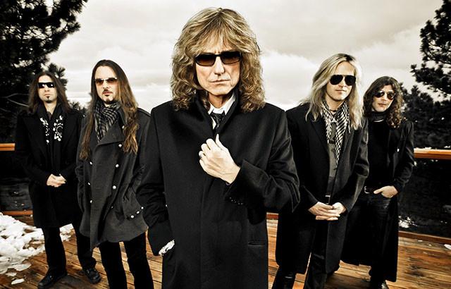 Whitesnake prépare son nouvel album Flesh & Blood pour mai 2019