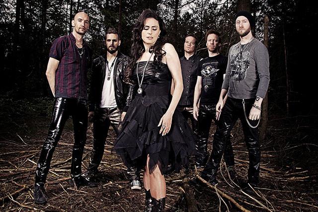 Within Temptation sort un clip pour la chanson Raise Your Banner