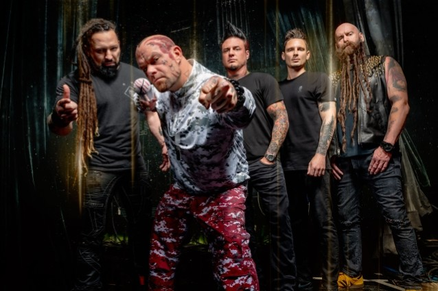 Five Finger Death Punch dévoile des extraits de ses nouvelles chansons