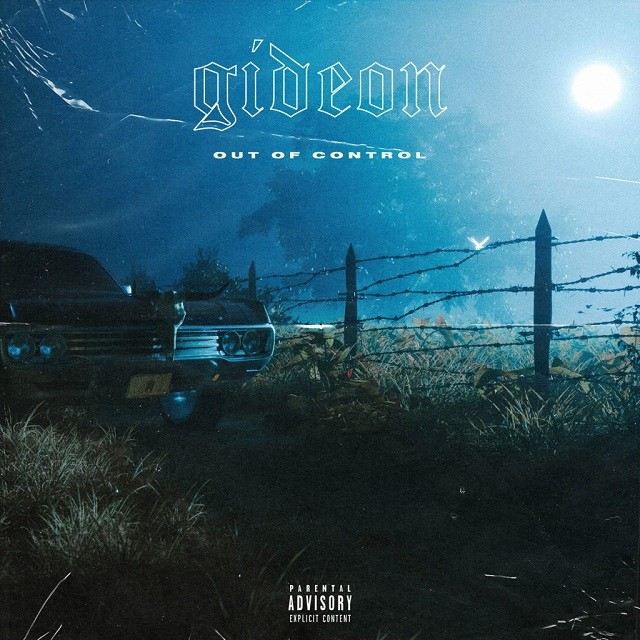 Gideon annonce son nouvel album Out Of Control