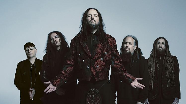 Korn tease l'arrivée du clip vidéo pour sa chanson You'll Never Find Me