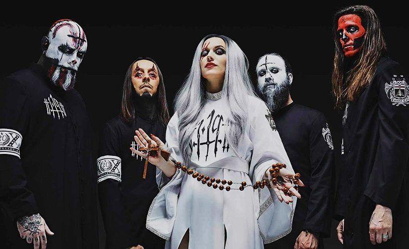 Lacuna Coil révèle l'artwork de son nouvel album Black Anima