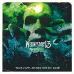 Wednesday 13 dévoile les détails de son nouvel album Necrophaze