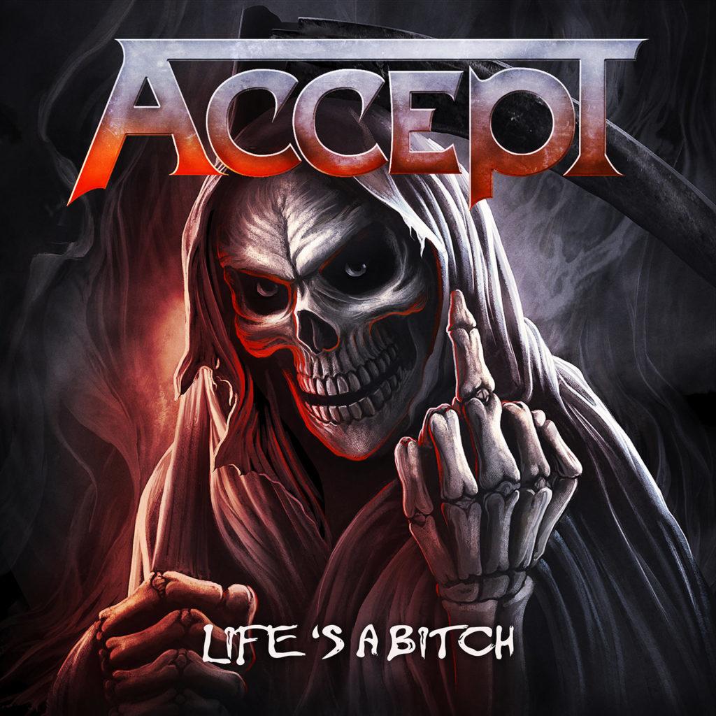 Accept va sortir un nouveau single intitulé Life's A Bitch ce vendredi