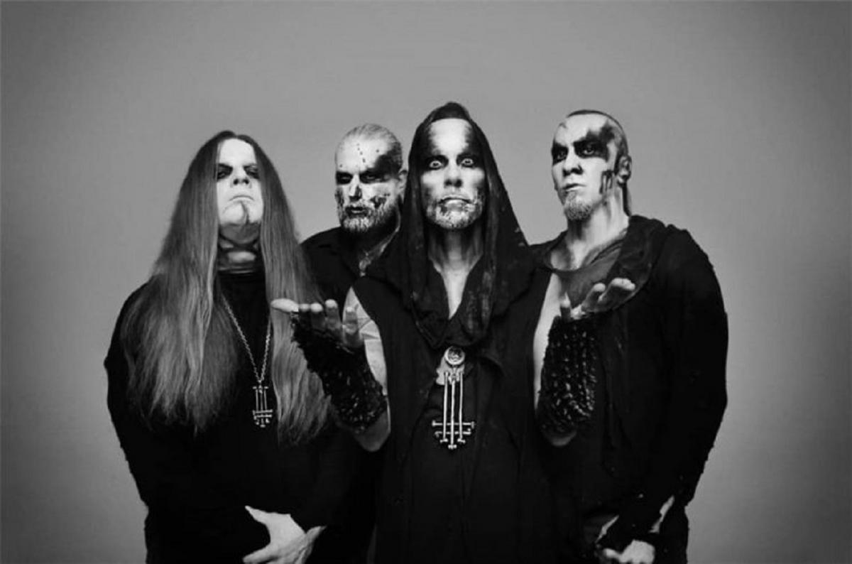 Behemoth va prochainement sortir un nouvel EP intitulé O Pentragram Ignis