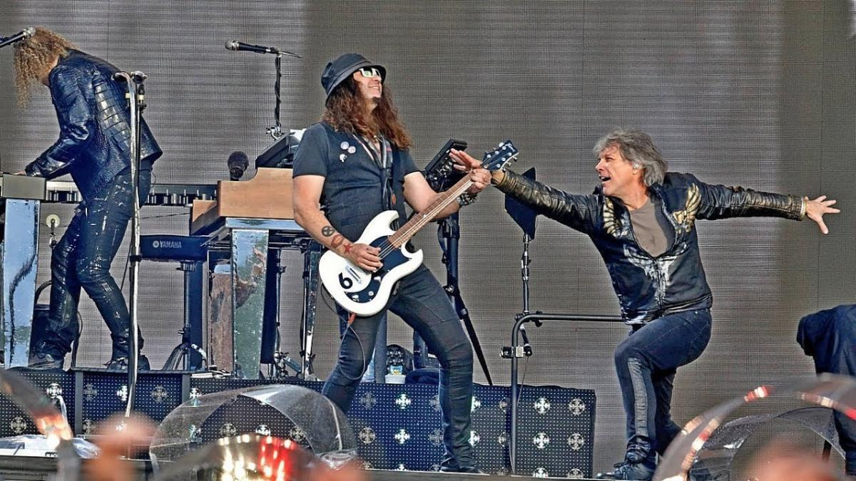 Bon Jovi va sortir son nouvel album en 2020