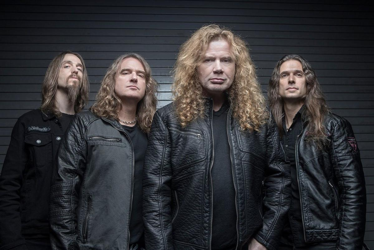 megadeth-groupe