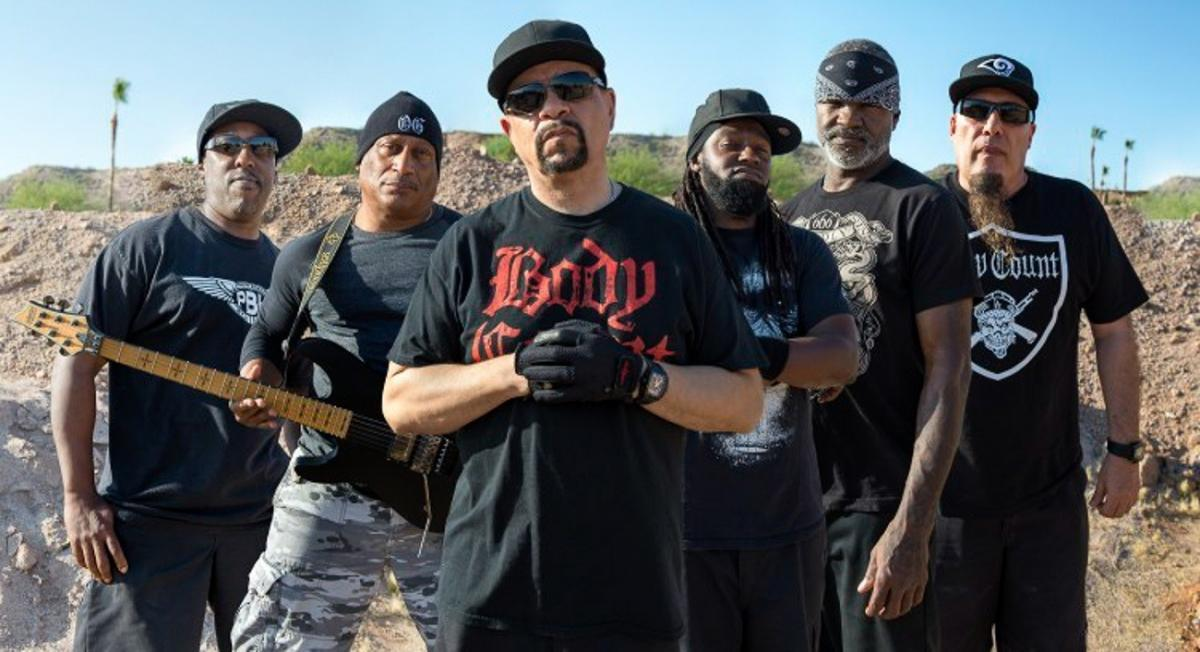 Body Count va sortir le premier single de Carnivore ce mois-ci