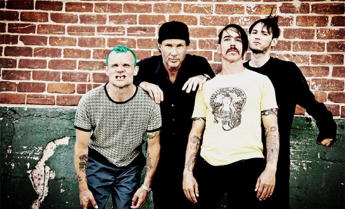 Red Hot Chili Peppers annonce 1 concert en France pour 2020 !
