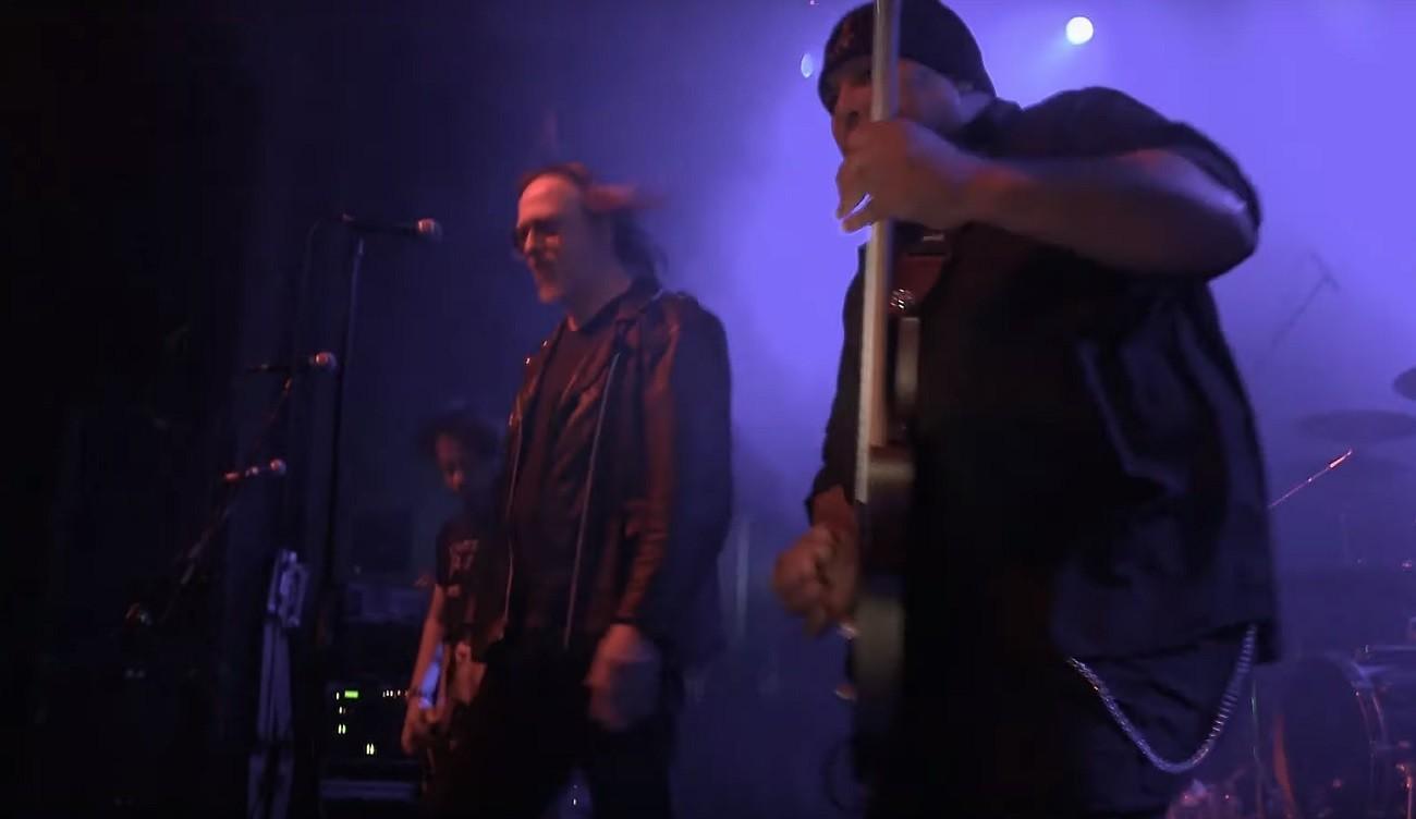 Cirith Ungol dévoile une vidéo live de I'm Alive au Up The Hammers Festival