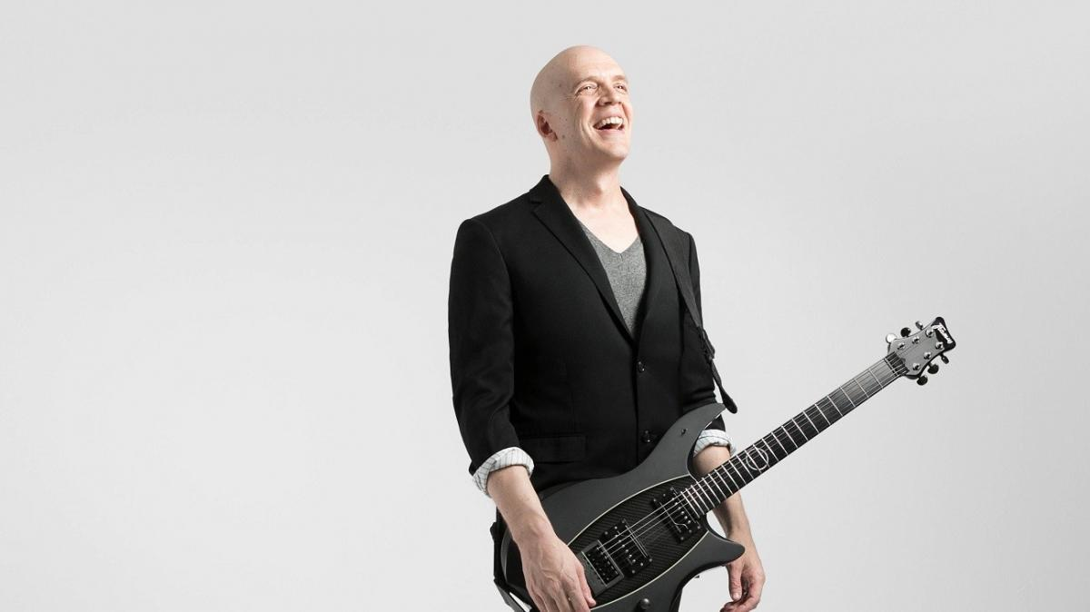 Devin Townsend & Meshuggah annoncent 2 concerts (Suisse/Luxembourg)