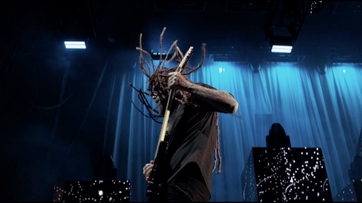 Korn sort une vidéo live pour You'll Never Find Me