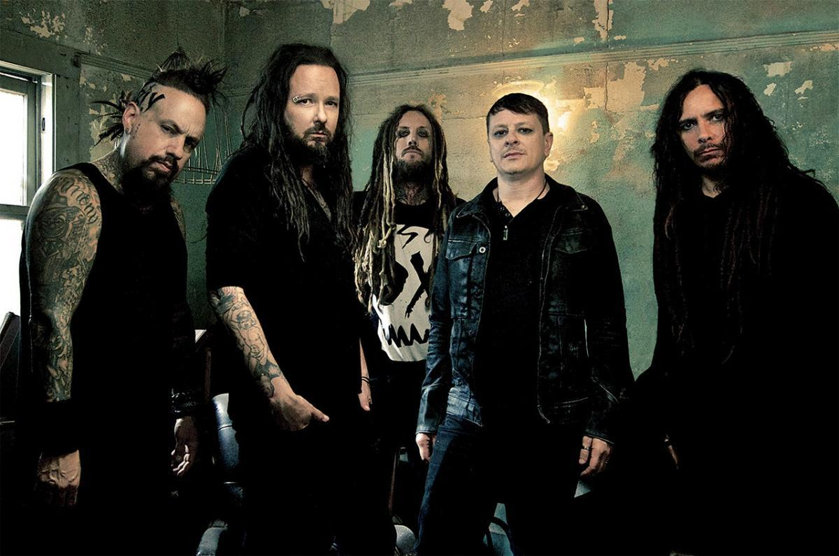 Stream complet de The Nothing par Korn