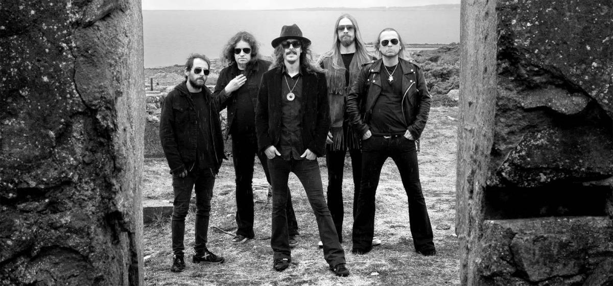 Regardez Opeth jouer au Wacken Open Air 2019 !
